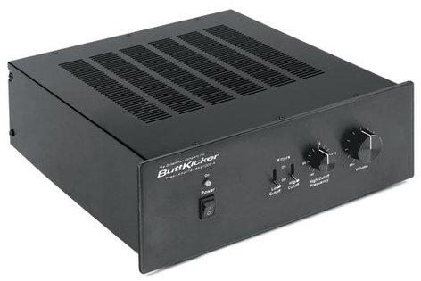 ButtKicker BKA1000-N 1000W (4 Ohms) Power Amplifier for ButtKicker LFEs BKA-1000N