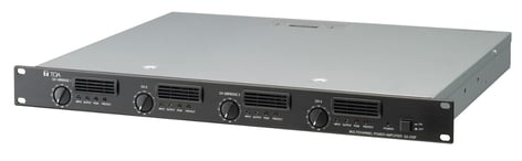 TOA DA-250F 4-Channel Digital Power Amplifier, 250W Per Channel (4 Ohms) DA250FCU