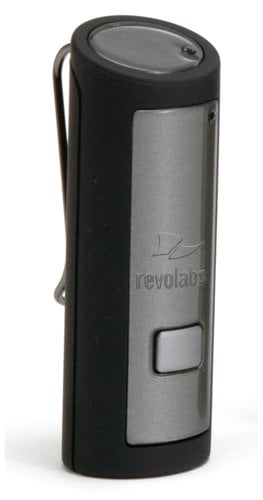 Revolabs 01-EXEMICEX-BLK-11 Solo EX Lapel Microphone with RF Armor 01-EXEMICEX-BLK-11