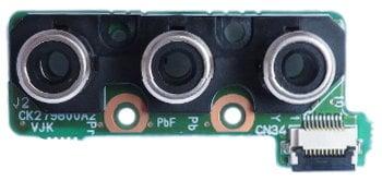 JVC CK279801A2 Video VJK PCB Assembly for GYHD110U CK279801A2