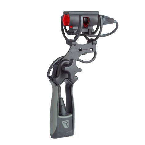 Shure A89M-PG  Rycote Pistol Grip Mount for VP89S and VP89M A89M-PG