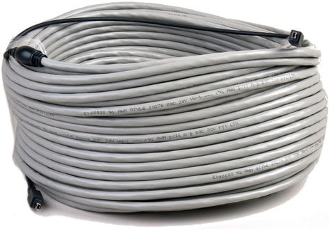 TecNec DV-DV-164 [RESTOCK ITEM] 164 ft 4-Pin Firewire Camera Cable DV-DV-164-RST-01