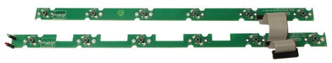 Line 6 50-02-0234 Top and Bottom Switch PCB Assembly for HD500X 50-02-0234