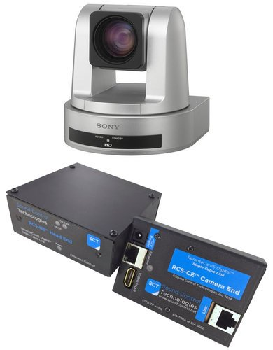 Sony SRG120DH/PAC5 - SRG-120DH PTZ Camera with RC5-SRG Kit SRG120DH/PAC5