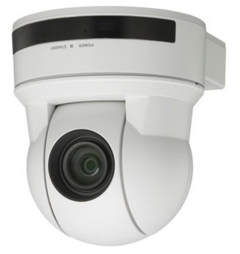 Sony EVI-D90/W SD Pan-Tilt Zoom Color Video Camera in White EVID90/W