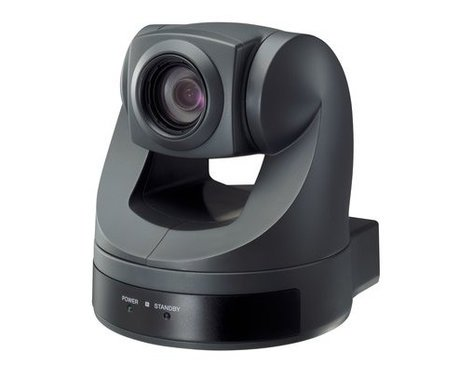 Sony EVID70/PAC2 EVI-D70 PTZ Camera Package in Black with RC2-SDX Kit EVID70/PAC2