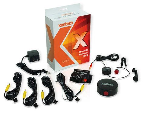 Xantech EN85K-XANTECH Ensemble Universal IR Kit EN85K-XANTECH