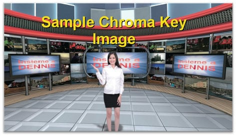 FOR-A Corporation HVS-2000EX 4 Channel Dual Advanced Chroma Keyers/4-Channel Color Corrector HVS-2000EX