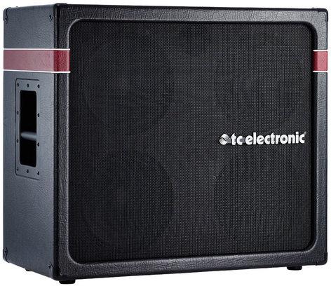 "TC Electronic K410 600W 4x10"" Bass Cabinet K-410"