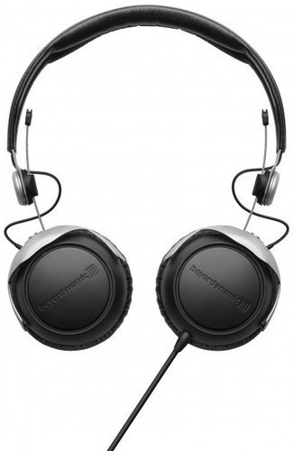 Beyerdynamic DT 1350 CC Hi-Fi Over Ear Headphones with Tesla Drivers and Coiled Cable DT1350-CC