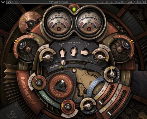 Waves Butch Vig Vocals Butch Vig Signature Vocal Plugin BVVCLSG