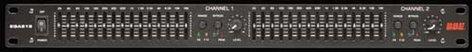 BBE EQA215  EQ, Graphic Dual 15 Band EQA215