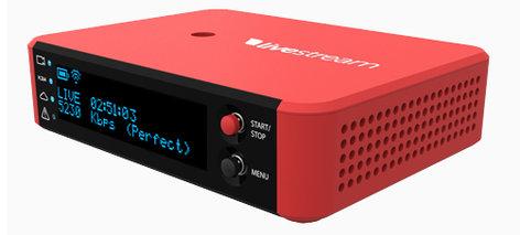 Livestream Broadcaster Pro HD Live Video Broadcasting Device LS-BROADCASTER-PRO