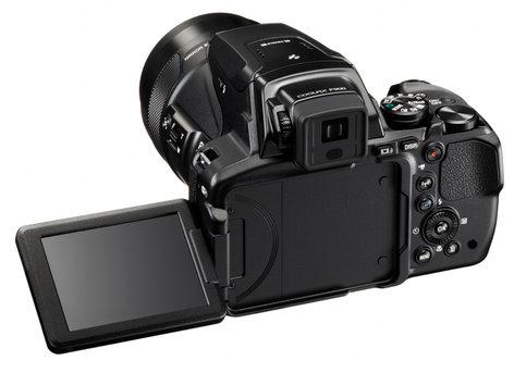 Nikon 26499 COOLPIX P900 in Black 26499