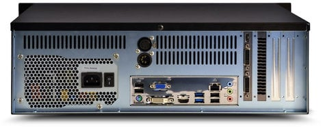 ArKaos Stage Server Stage Server V2 with 2 Outputs and Media Master Pro AKSTAGESERVERPROV2