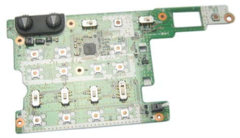 Panasonic VEP001W7A AGHPX170 Right Side PCB VEP001W7A
