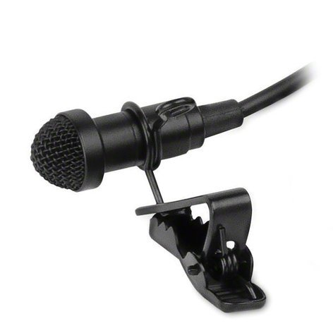 Sennheiser ClipMic Digital Digital Lavalier Microphone with Lightning Connector for iOS Devices CLIP-MIC-DIGITAL