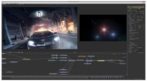 Blackmagic Design DV/STUFUS  Fusion Studio Software for Windows DV/STUFUS