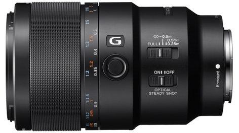 Sony SEL90M28G FE 90mm f/2.8 Macro G OSS Full-frame E-Mount Lens SEL90M28G