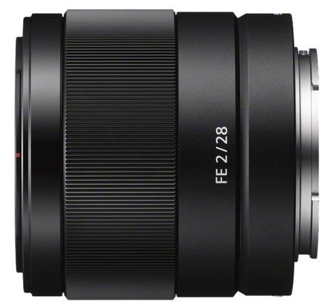 Sony SEL28F20 FE 28mm F2 Full-Frame E-Mount Prime Lens SEL28F20