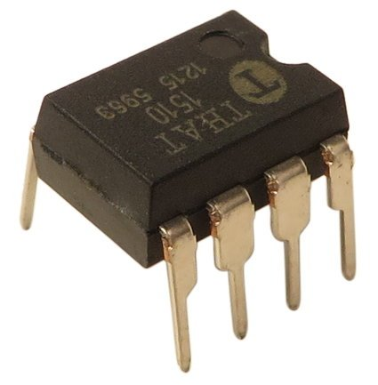 Miscellaneous 887-1510P08-U Microphone Preamplifier IC 887-1510P08-U