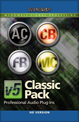 McDSP Classic Pack HD Plug-In Bundle CLASSIC-PACK-HD