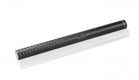 Beyerdynamic MCE 85 BA Battery/Phantom Powered Shotgun Condenser Microphone MCE85-BA
