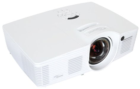 Optoma EH200ST 3000 Lumens 1080p All-Digital Short Throw Projector EH200ST