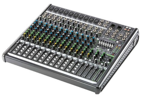 Mackie ProFX16v2 16-Channel Mixer with Onboard Effects Engine and USB I/O PROFX16V2
