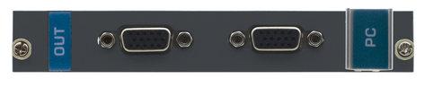 Kramer VGA-OUT2-F16  2-Output VGA Card for VS-1616D Digital Matrix Switcher VGA-OUT2-F16