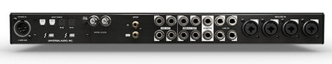 Universal Audio Apollo 8 DUO 18 x 24 Thunderbolt Audio Interface with DUO Processing APOLLO-8-DUO