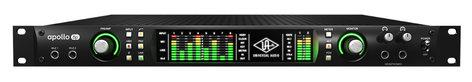 Universal Audio Apollo 8p QUAD 16 x 20 Thunderbolt Audio Interface with QUAD Processing APOLLO-8P