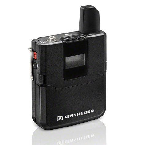 Sennheiser AVX-ME2 SET Wireless Bodypack System for Filmmaking with ME 2 Lavalier Microphone AVX-ME2-SET-4-US