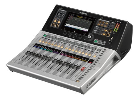 """Yamaha TF1 Digital Mixing Console with 17 Motorized Faders and 16 XLR-1/4"""" Combo Inputs TF1"""