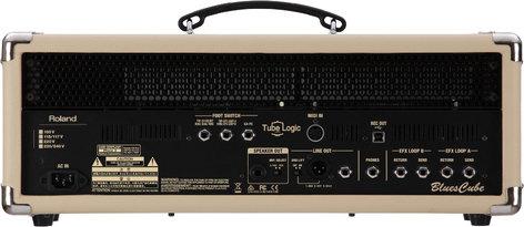 Roland BC-TOUR Blues Cube Tour 100 Watt 2-Channel Guitar Amplifier Head BC-TOUR