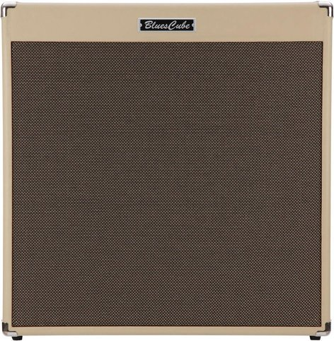 "Roland Blue Cube Cabinet410 4 x 10"" 100 Watt (4 Ohms) Open Back Guitar Cabinet BC-CAB410"