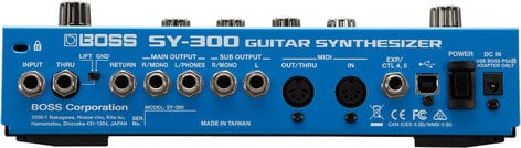 Boss SY-300 Polyphonic Guitar Synthesizer SY-300