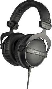 Beyerdynamic DT 770 M Closed-Back Isolation Headphones for Drummers with Volume Control DT770M-80