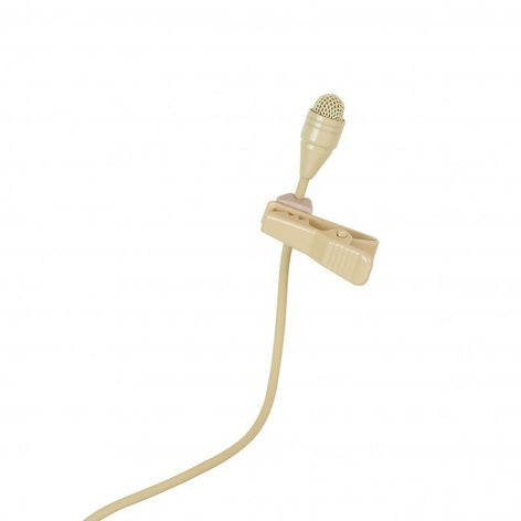 Beyerdynamic TG L58c Omnidirectional Lavalier Microphone in Tan for TG 1000 Bodypack Transmitters TG-L58C-TAN