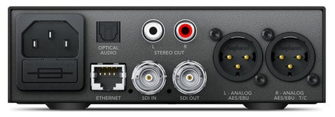 Blackmagic Design Teranex Mini - SDI to Audio 12G SDI to Audio 12G Mini Converter CONVNTRM/CA/SDIAU