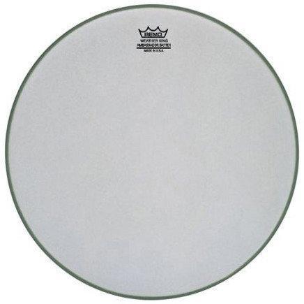 "Remo SA-0115-00  15"" Hazy Ambassador Snare Side Drum Head SA-0115-00"