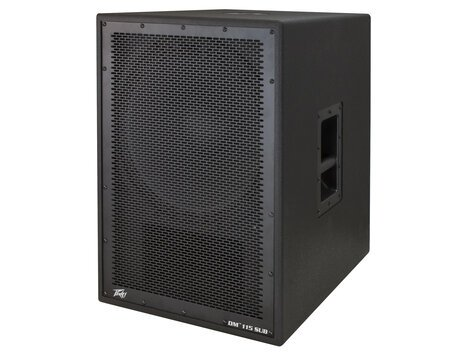 """Peavey DM 115 SUB Dark Matter Series 15"""" Powered Subwoofer with Onboard DSP DM-115-SUB"""
