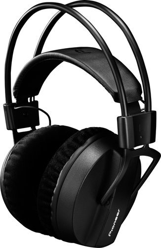 Pioneer HRM-7  Over-Ear Studio Reference Headphones with Detachable Cable HRM-7