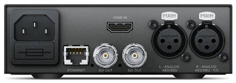Blackmagic Design Teranex Mini - HDMI to SDI 12G HDMI to 12G-SDI Mini Converter CONVNTRM/AB/HSDI