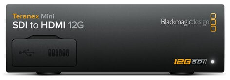 Blackmagic Design Teranex Mini - SDI to HDMI 12G SDI to HDMI 12G Mini Converter CONVNTRM/AA/SDIH