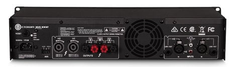 Crown XLS 1002 DriveCore™ 2 Series 2-Channel 350W (4 Ohms) Power Amplifier with Onboard DSP XLS1002