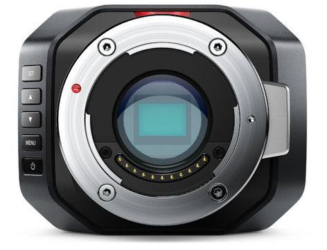 Blackmagic Design Micro Studio Camera 4K Compact 4K Studio Camera Body CINSTUDMFT/UHD/MR