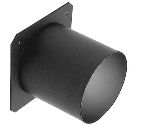City Theatrical 2481 Short Source Four Par Top Hat in Black 2481