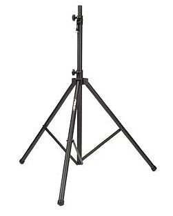 Peavey 03007580  Black Tripod Speaker Stand 03007580