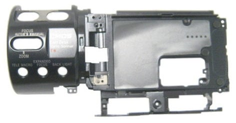 Sony X20596321 Right Cabinet Assembly For HDRHC1 X20596321